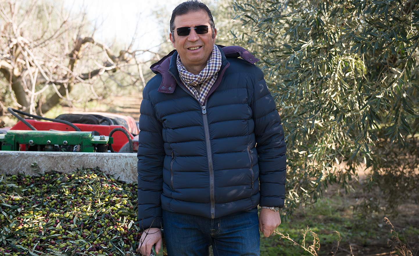 Amore per le olive